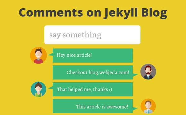 Jekyll Comments by Disqus, Google and Facebook