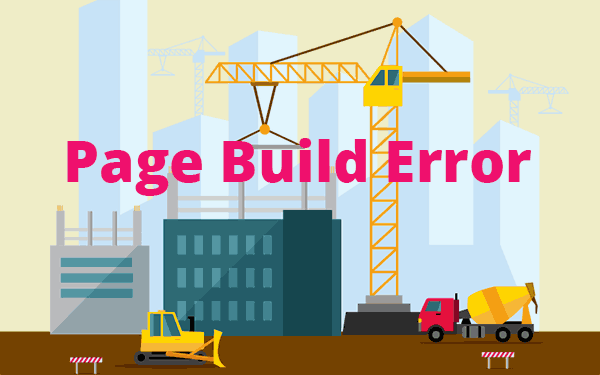 Page Build Errors on Jekyll?! - Solve them!