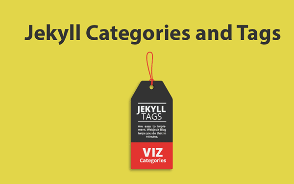 3 Simple steps to setup Jekyll Categories and Tags