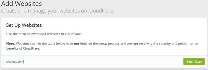 Add a site cloudflare jekyll ssl