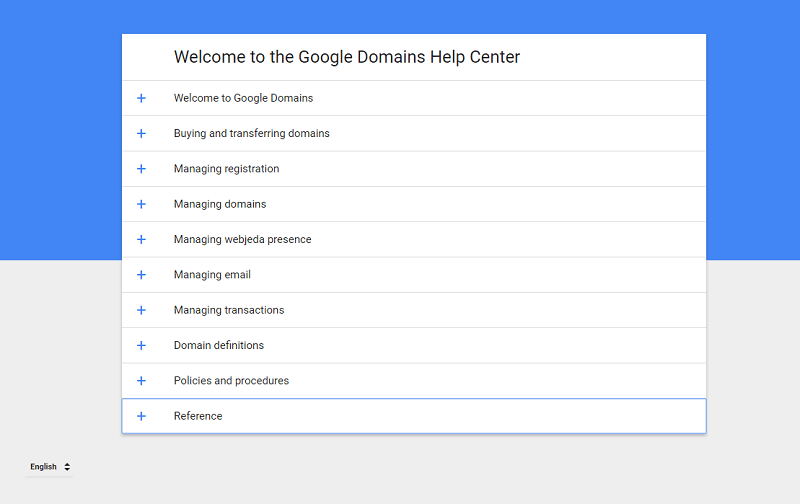 google-domains-documetation-help